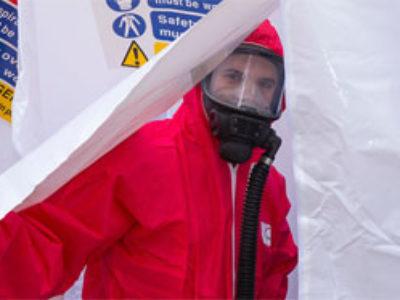 asbestos removal operative