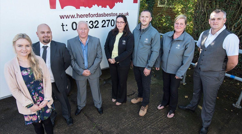 hereford asbestos contractors